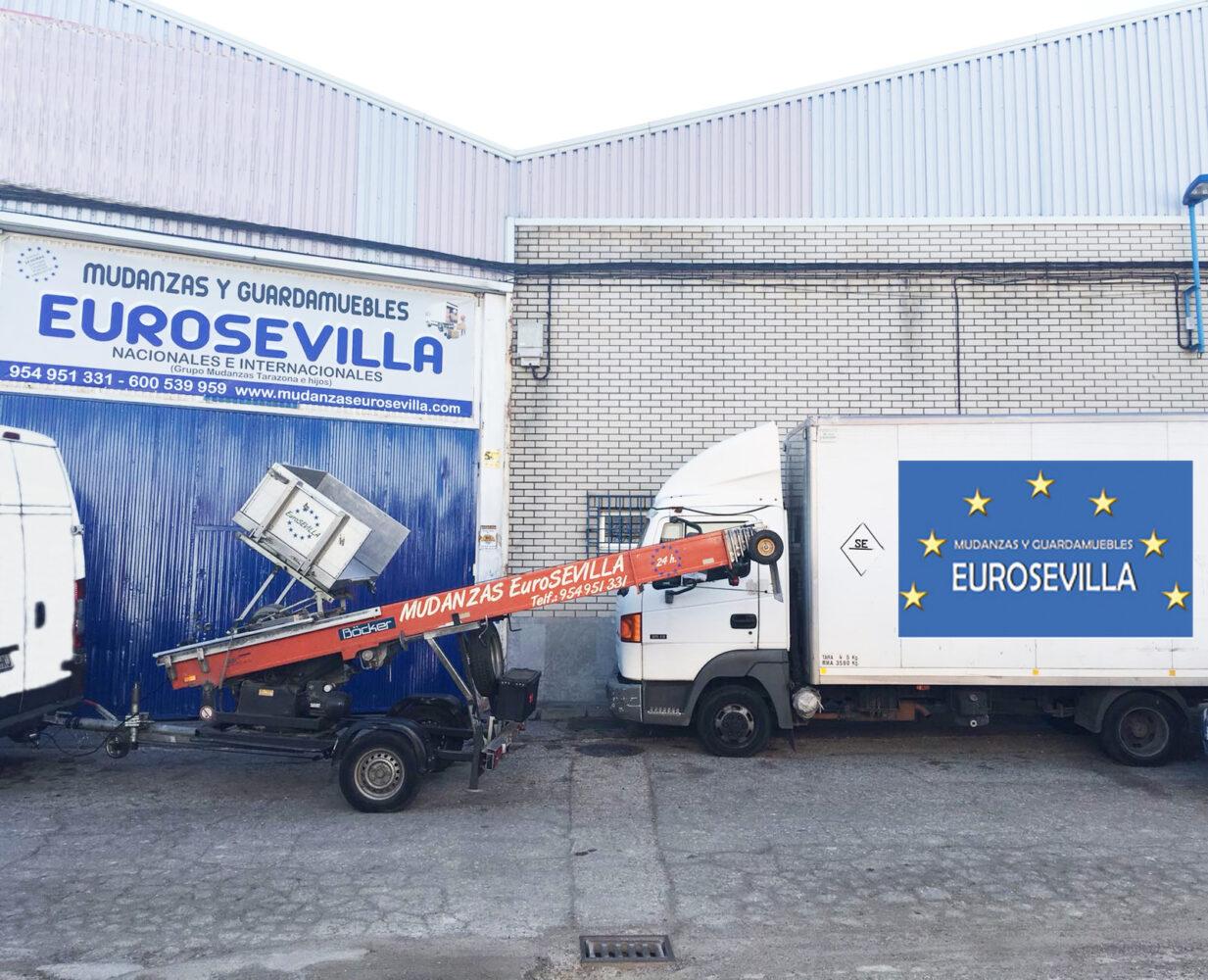 Empresa mudanza en Sevilla