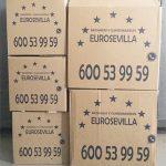 Cajas Eurosevilla